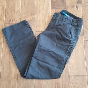 Gap Women's 100% Cotton Pants with Pockets Size 8